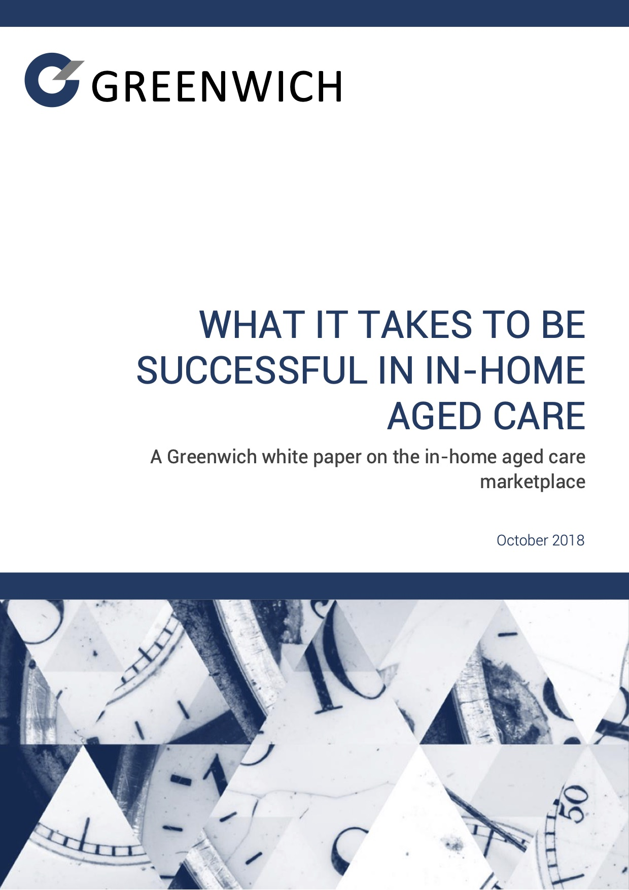 In-home Aged Care (2018)